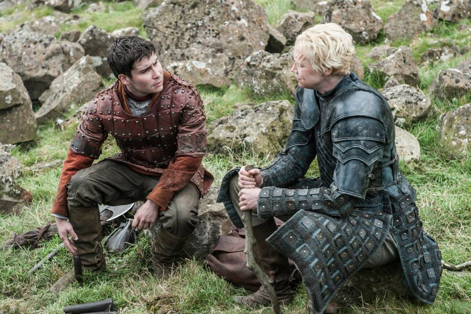 Daniel-Portman-as-Podrick-Payne-Gwendoline-Christie-as-Brienne-of-Tarth.jpg