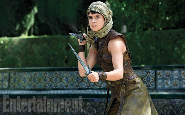 Rosabell Laurenti Sellers as Tyene Sand