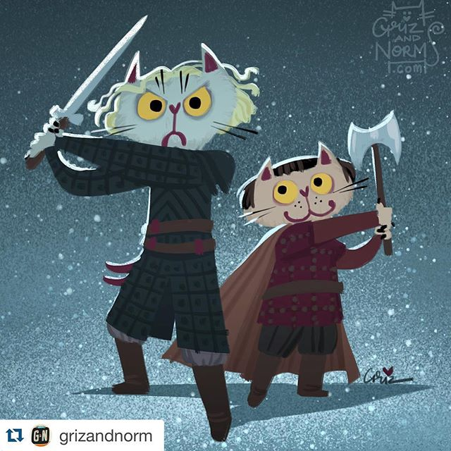#gameofthrones #kittens