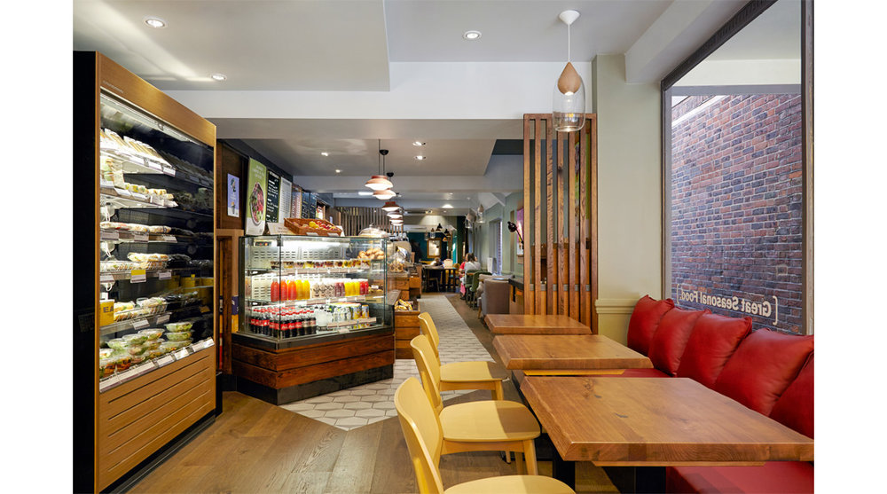 custom fixed seating and bespoke furniture available in a range of finishes and materials for restaurants, hotels, bars and cafes