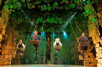 "Matilda The Musical - ""When I grow up"""