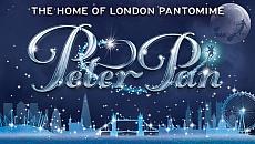Peter Pan, New Wimbledon Theatre.