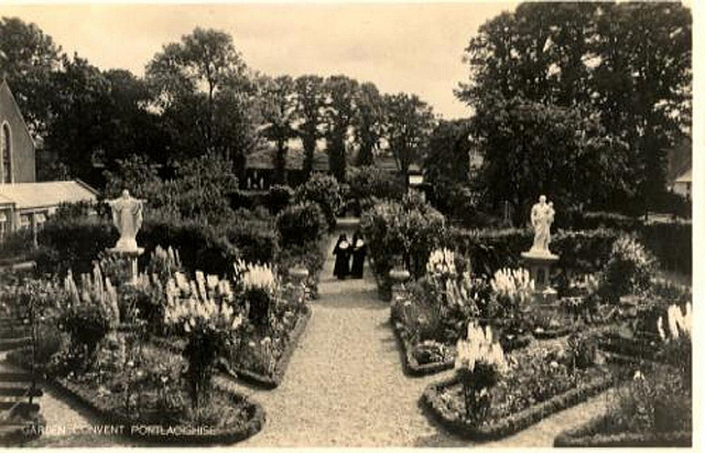 Scoil Chriost Ri convent gardens