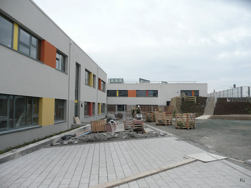 Scoil Chriost Ri Building in Progress
