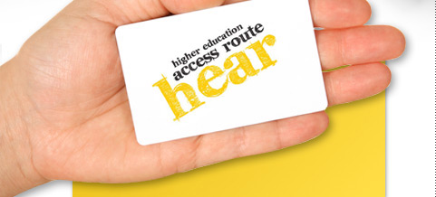 Scoil Chriost Ri HEAR logo