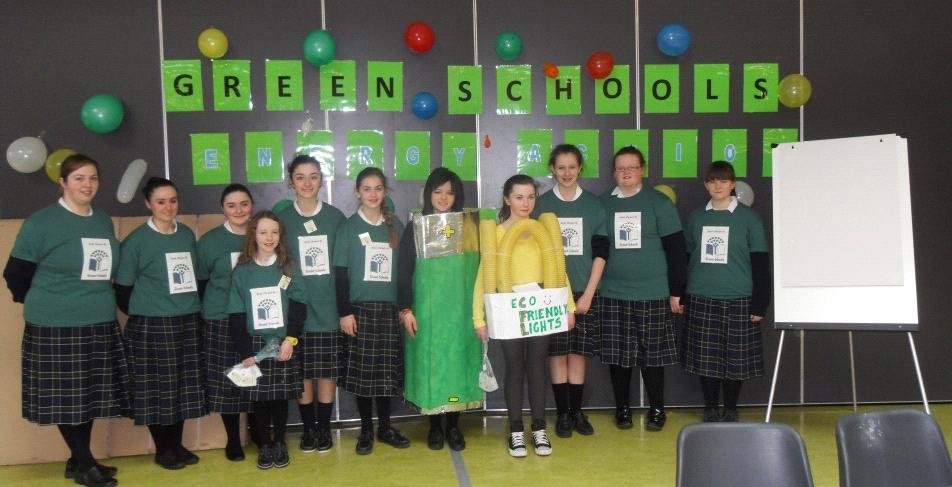 Scoil Chriost Ri Green Schools