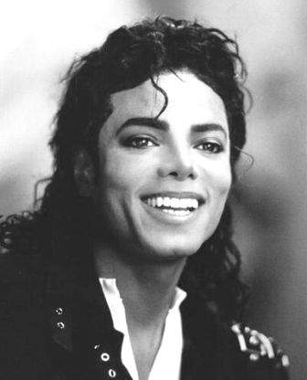Michael Jackson, who sadly passed away in 2009.