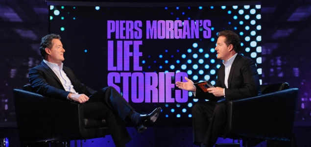 PIERS MORGAN'S LIFE STORIES (ITV)