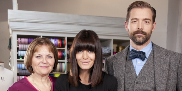 GREAT BRITISH SEWING BEE (BBC TWO)