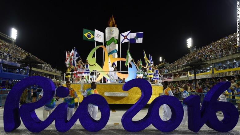 2016 Rio Olympics (BBC)