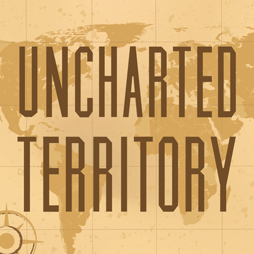 uncharted territory  Brewed in collaboration with Author and Kansas City's own Pete Dulin for a celebration of his book Expedition of Thirst. Grilled/charred pineapple, Guadjillo pepper, and Lactose were added to this strong summertime ale. This is Uncharted Territory!  12.5%