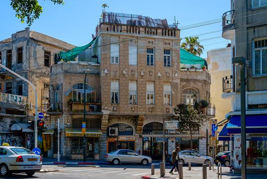 Sense Writing I -Tel Aviv