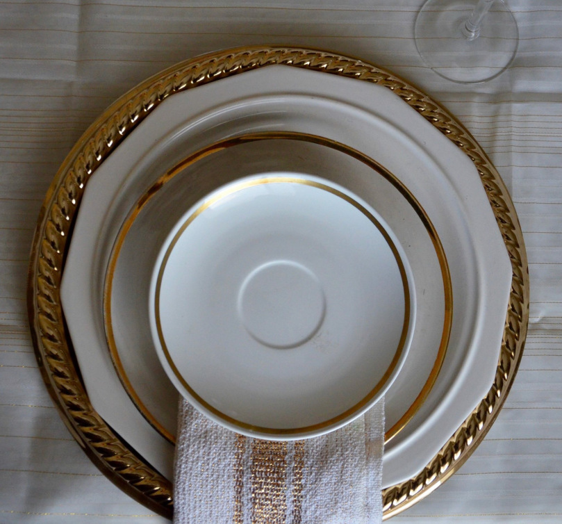 Guest Post DIY Wedding Reception Place Settings Goodwill Knoxville