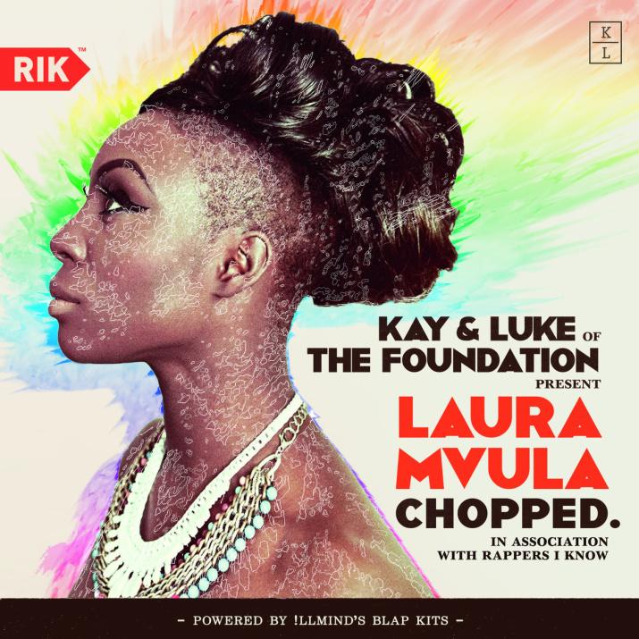 Artist:  Kay & Luke of The Foundation    Album:   Laura Mvula Chopped