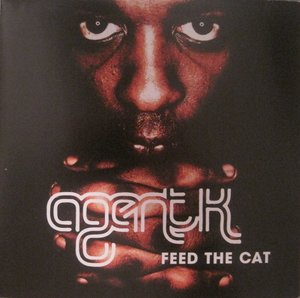 agent k  - feed the cat