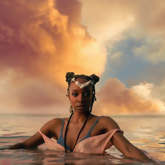 Artist:  Jamila Woods   Album:  HEAVN