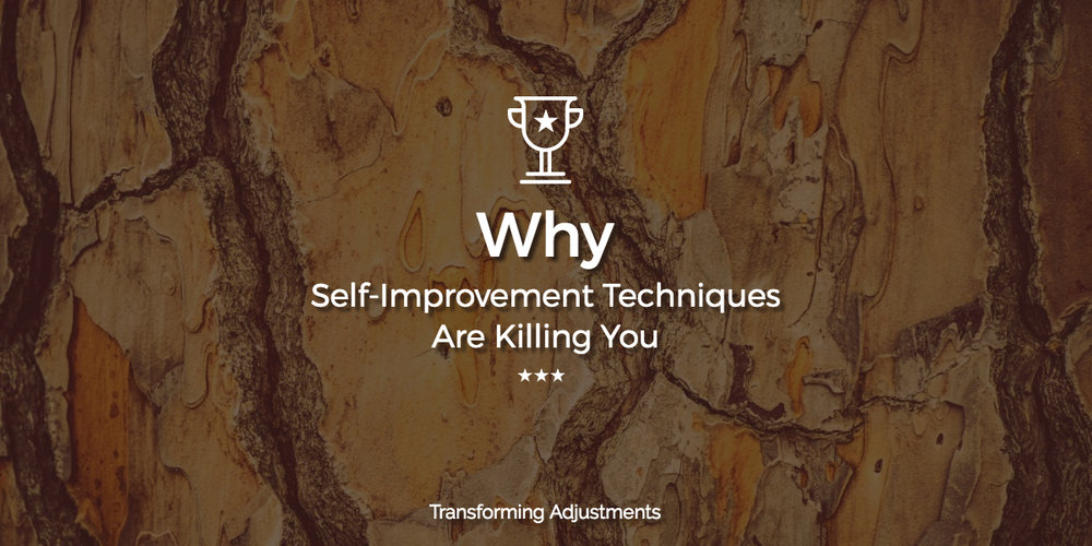 why-self-improvement-techniques-dont-work