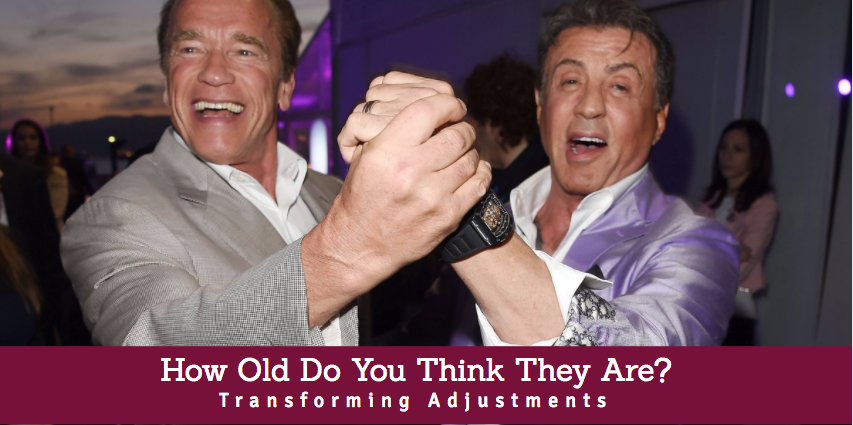 Arnold Schwarzenegger is 69-years-old and Sylvester Stallone is 70 at the time of this article.