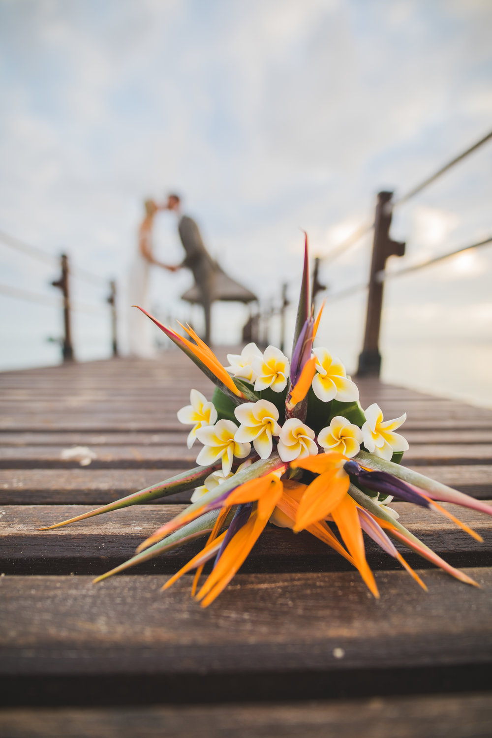 Mauritius Wedding Bouquet at Shanti Maurice