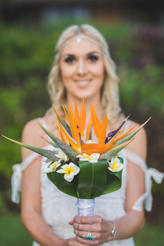 Wedding Bouquet in Mauritius