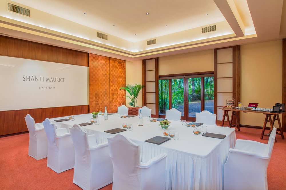 Conference Room of Shanti Maurice