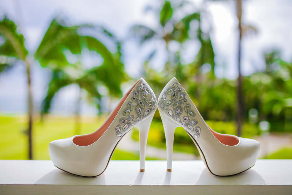 Wedding Shoes in Mauritius