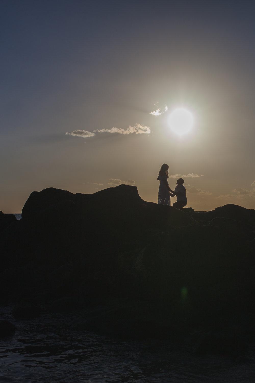 Proposal in Mauritius