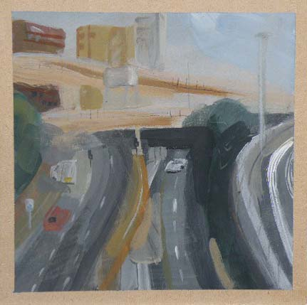 Junction - Acrylic on Board (21.08cm Square).JPG