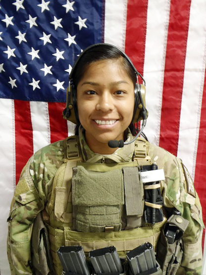U.S. Army Capt. Jennifer M. Moreno, of San Diego, California, died Oct. 6, 2013, in Zhari District, Afghanistan, when enemy forces attacked her unit with an improvised explosive device. The 25-year-old was assigned to Madigan Army Medical Center on Joint Base Lewis-McChord in Washington state. Moreno is survived by her mother, Marie V. Cordero; sisters, Jearaldy Moreno and Yaritza Cordova; and brother, Ivan F. Moreno.