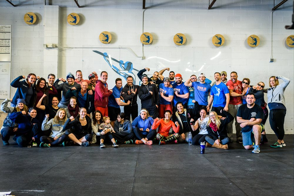 Throwback to 16.5 group photo. 17.5 will be bigger! Photo: @supercleary
