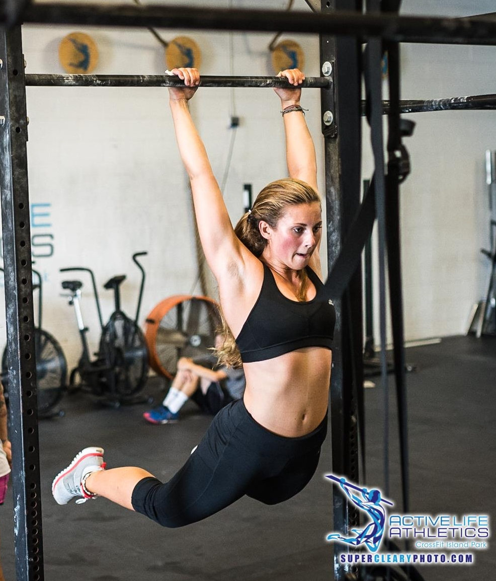 Athlete: Anja Resnick Photo: @supercleary