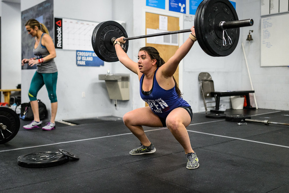 Athlete: Gilee Hershco Photo: @supercleary