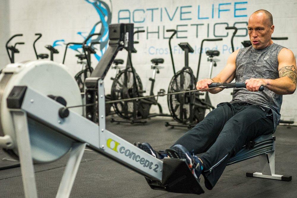 Athlete: James Cameron
