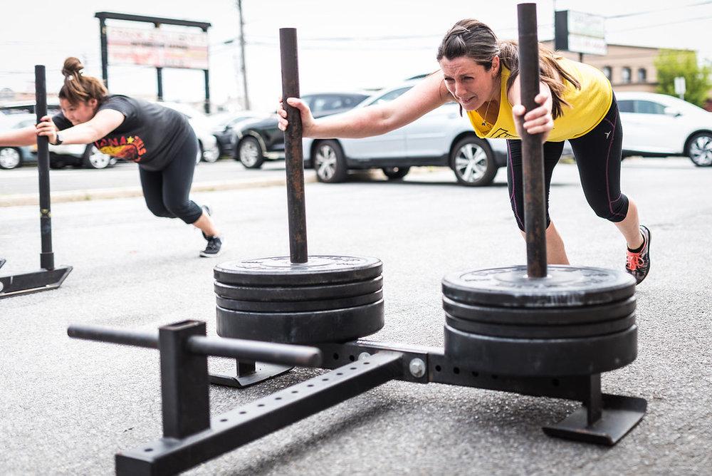 Athletes: Jenny Kaufman & Sarah Mordetsky Photo: @supercleary
