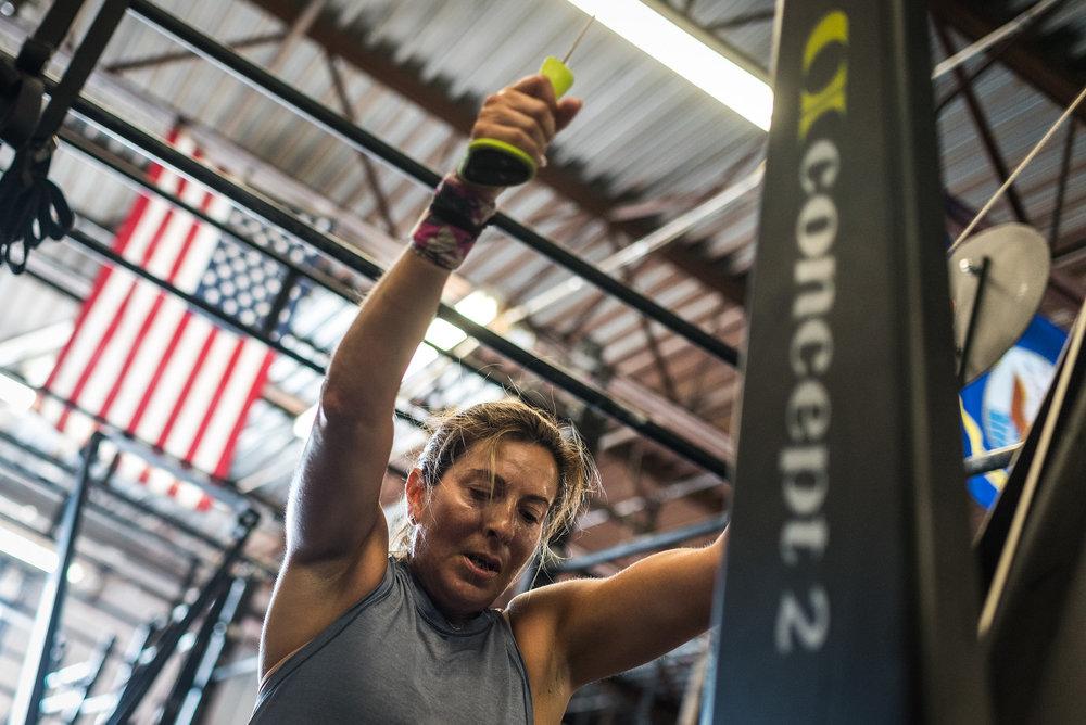 Athlete: Ann Marie Myles Photo: @supercleary