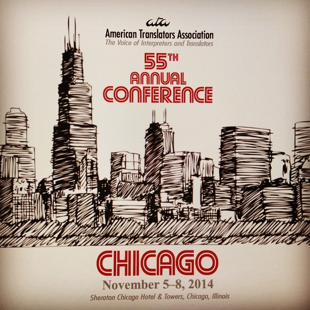 Did you have fun at the ATA Conference in Chicago? Sent November 12, 2014