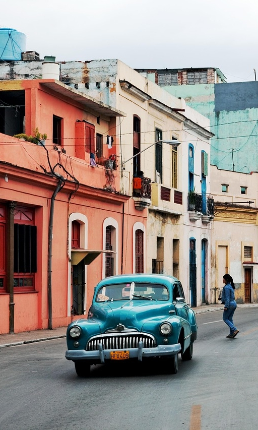 Recommended Reading: - Cuba: We Never LeftWritten by Esther Allen for The New York Review of Books