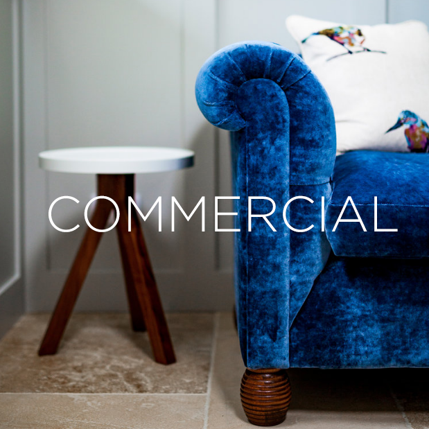 Commercial Photography Fresh and inspiring interior design shots, professional commercial portraits for your website, or manufacturing & equipment shots with a difference.