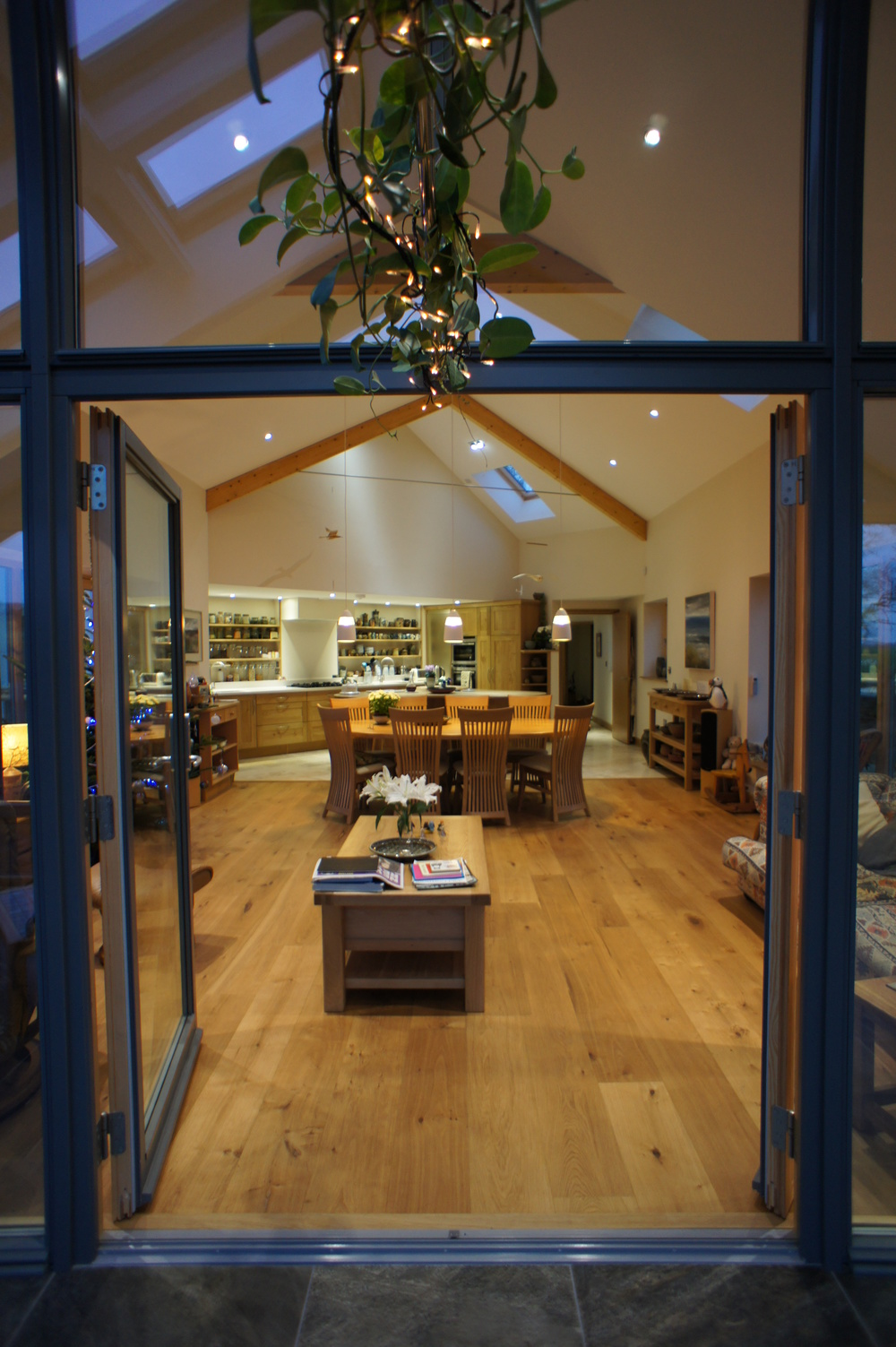 New Build Cornwall - Dining Room