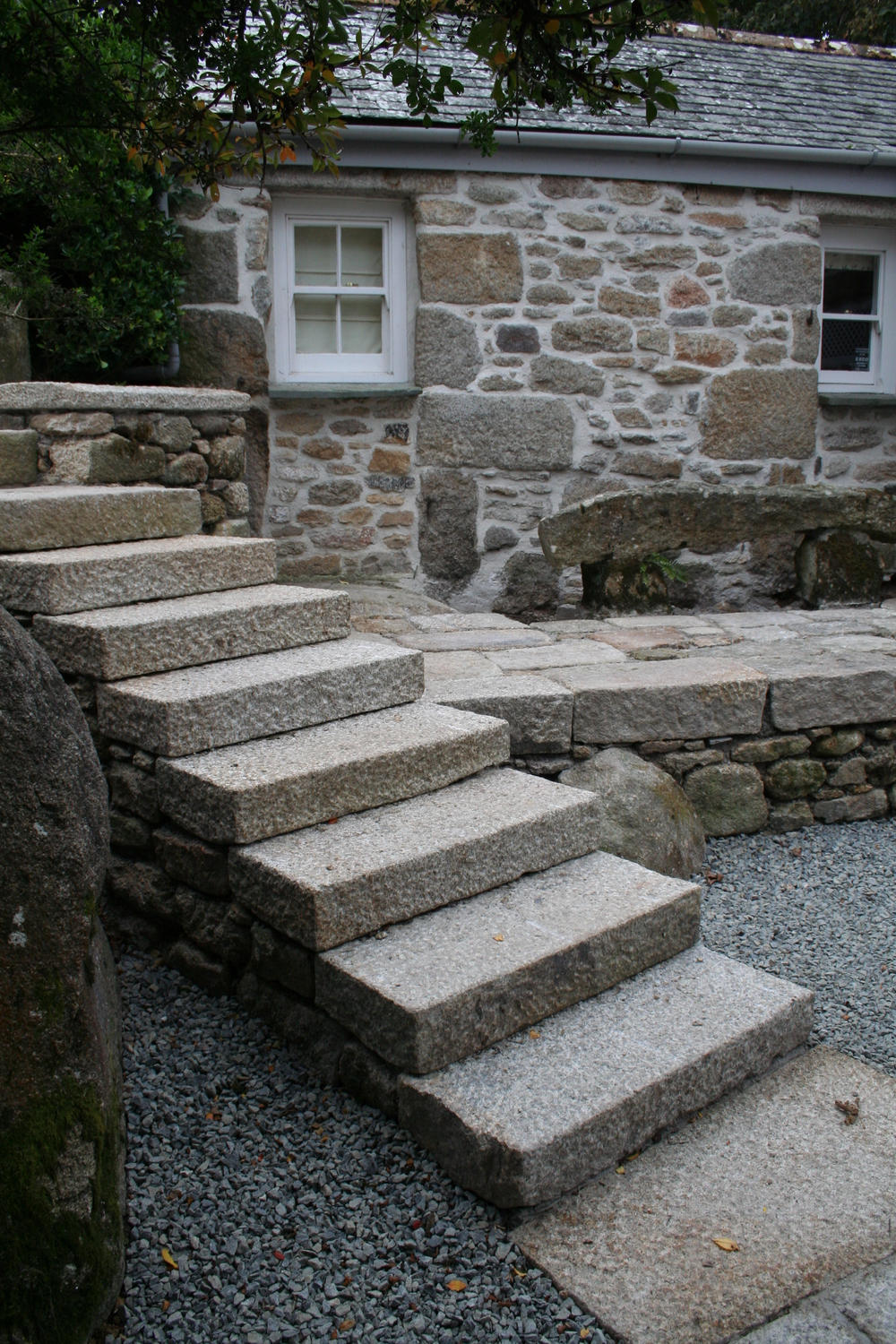Extension in Cornwall - Staircase