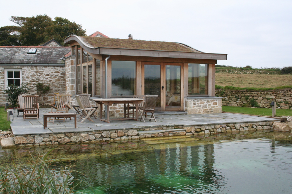 Extension in Cornwall - Exterior