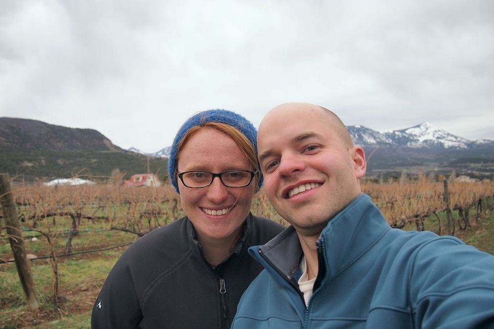 Lindsay Olson & Jeff Hubbell