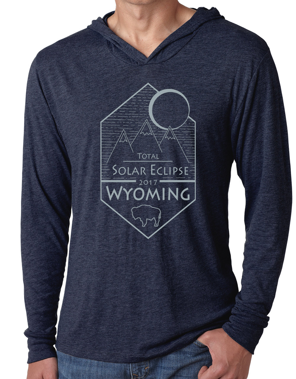 Wyoming Eclipse Shirt Limited Release 105 Degrees West