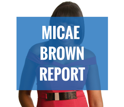 The Micae Brown Report Launch Social Media Coverage