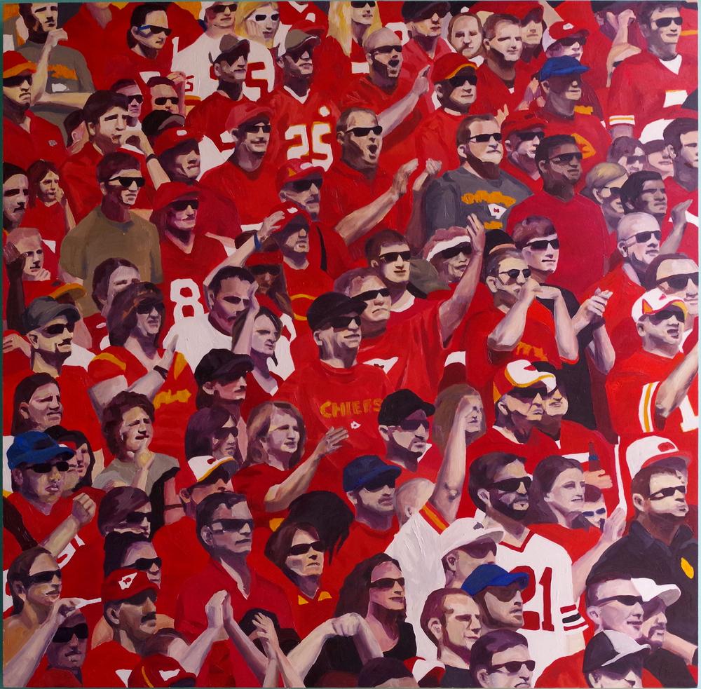 Crowd Scenes Paintings Paintings of Crowd Scenes
