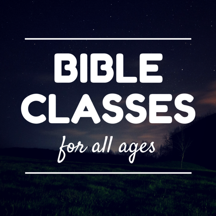 Adult Ministry — Weatherford Church of Christ