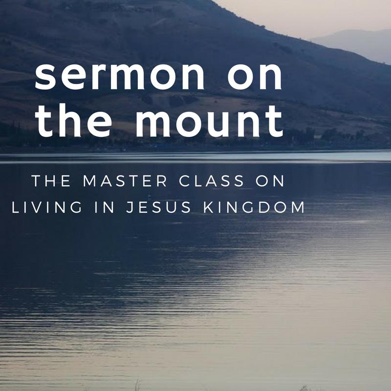 June 3 -- Matthew 5