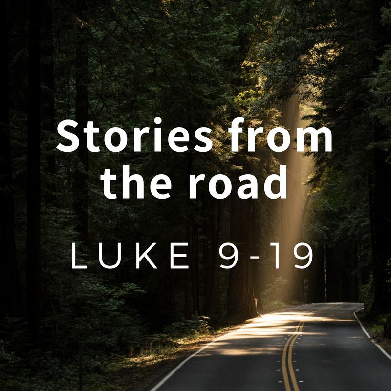 August 26 -- Luke 18