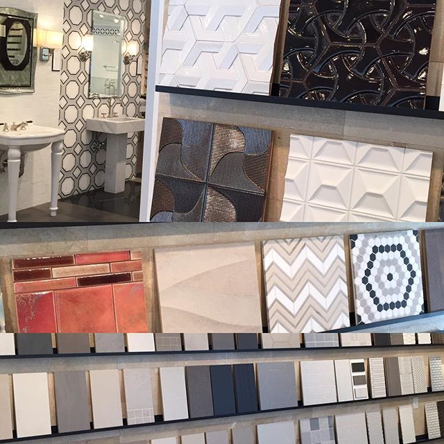 Ann Sacks, yes please!!! Beautiful day in Laguna Niguel, beautiful showroom.  #tiletiletile #myfav #ncd #interiors #interiordesignsandiego #remodel