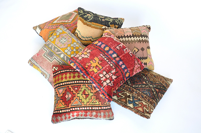 Ethnic Pillow Collection